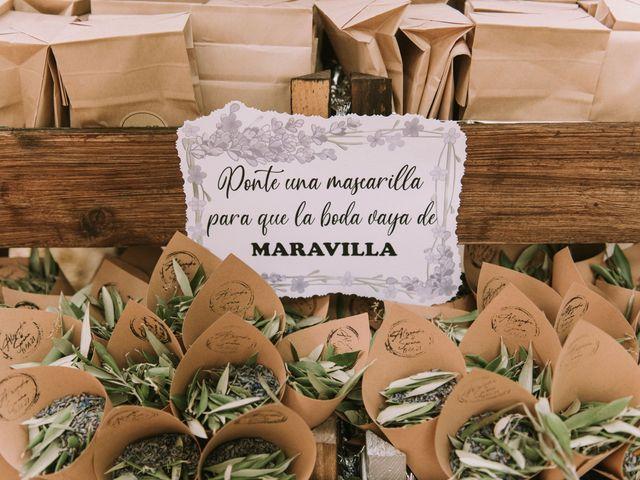La boda de Alejandro y Sarama en Novelda, Alicante 36