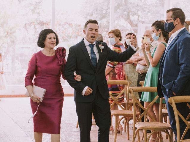 La boda de Alejandro y Sarama en Novelda, Alicante 42