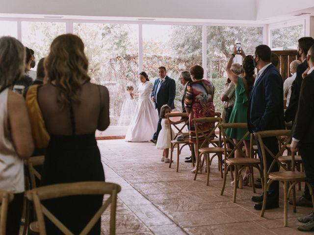La boda de Alejandro y Sarama en Novelda, Alicante 43