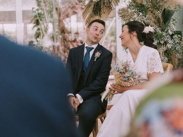 La boda de Alejandro y Sarama en Novelda, Alicante 45