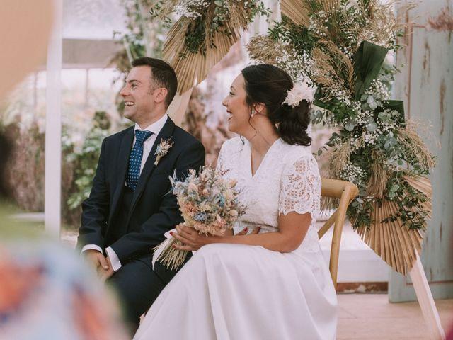 La boda de Alejandro y Sarama en Novelda, Alicante 46