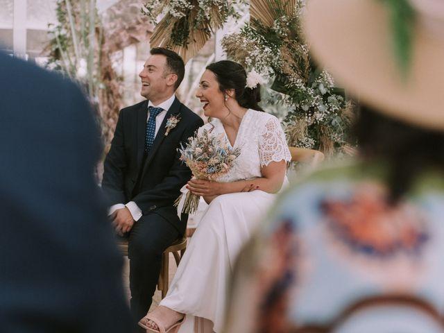 La boda de Alejandro y Sarama en Novelda, Alicante 49