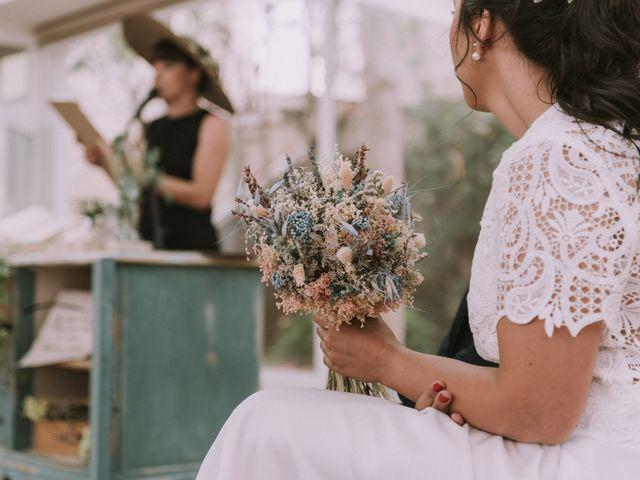 La boda de Alejandro y Sarama en Novelda, Alicante 50