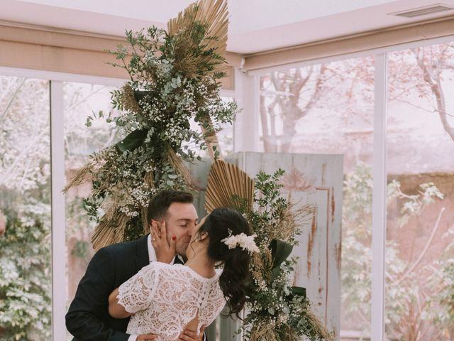 La boda de Alejandro y Sarama en Novelda, Alicante 51