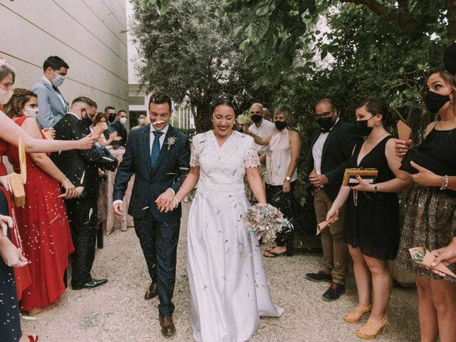 La boda de Alejandro y Sarama en Novelda, Alicante 52