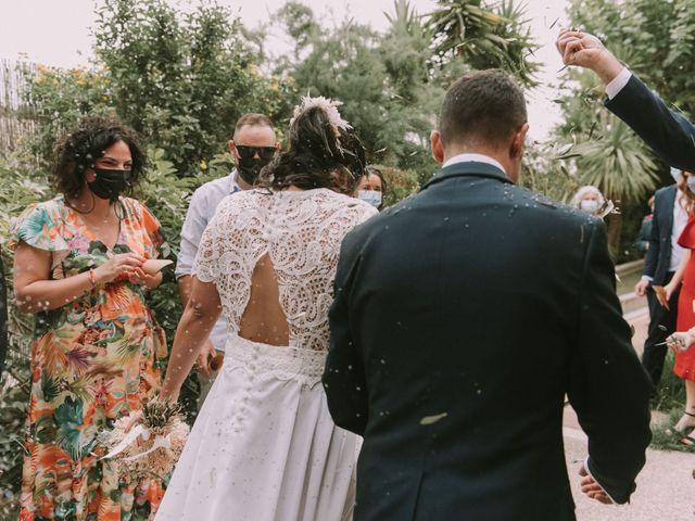 La boda de Alejandro y Sarama en Novelda, Alicante 53