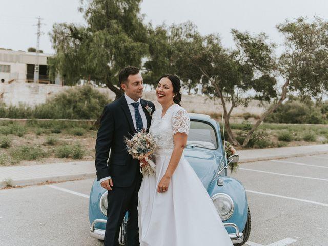 La boda de Alejandro y Sarama en Novelda, Alicante 55