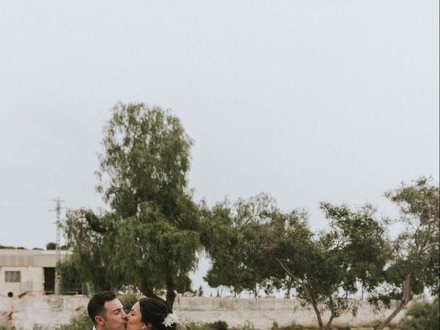 La boda de Alejandro y Sarama en Novelda, Alicante 56