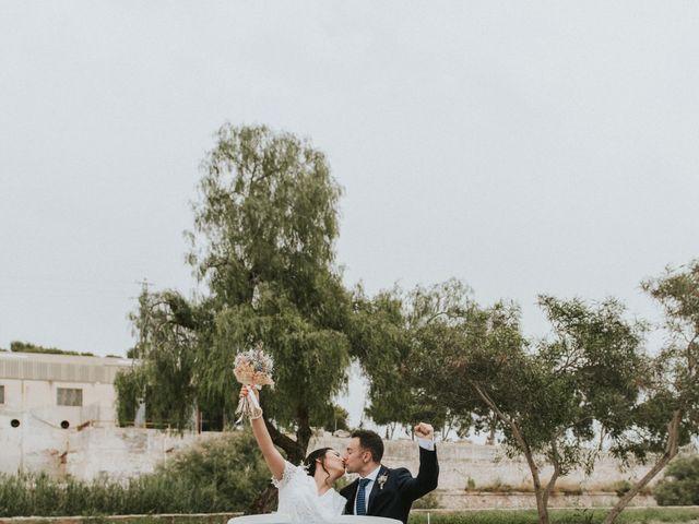 La boda de Alejandro y Sarama en Novelda, Alicante 57