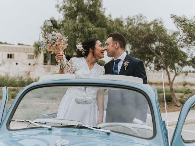 La boda de Alejandro y Sarama en Novelda, Alicante 58