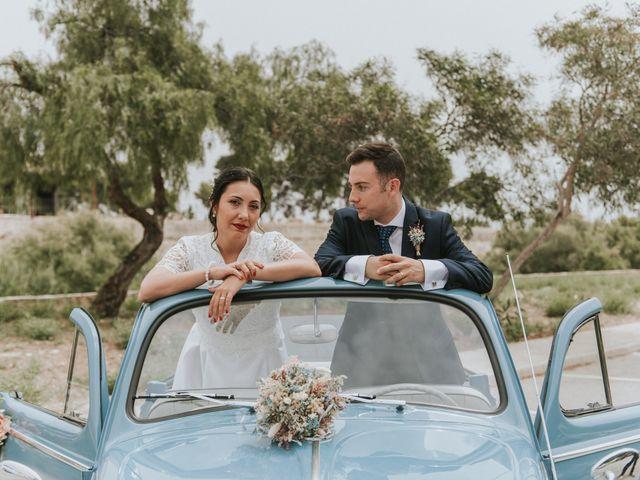 La boda de Alejandro y Sarama en Novelda, Alicante 59