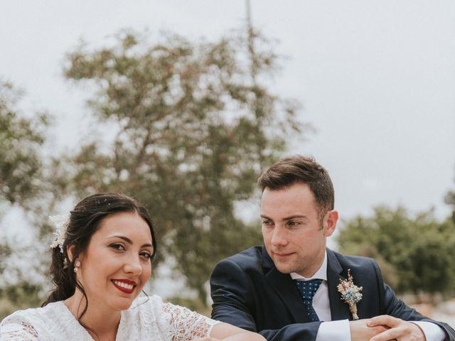La boda de Alejandro y Sarama en Novelda, Alicante 60