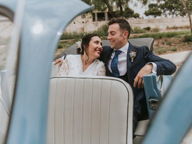 La boda de Alejandro y Sarama en Novelda, Alicante 61