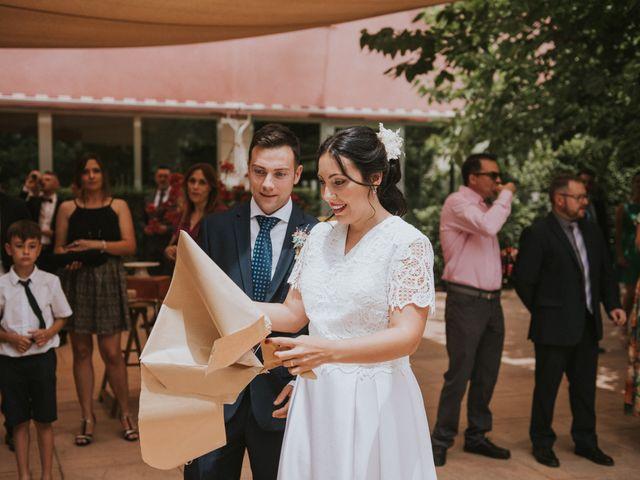 La boda de Alejandro y Sarama en Novelda, Alicante 72