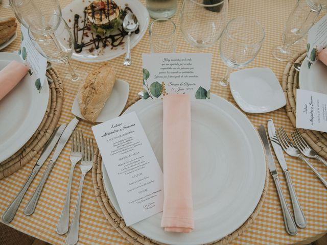 La boda de Alejandro y Sarama en Novelda, Alicante 75