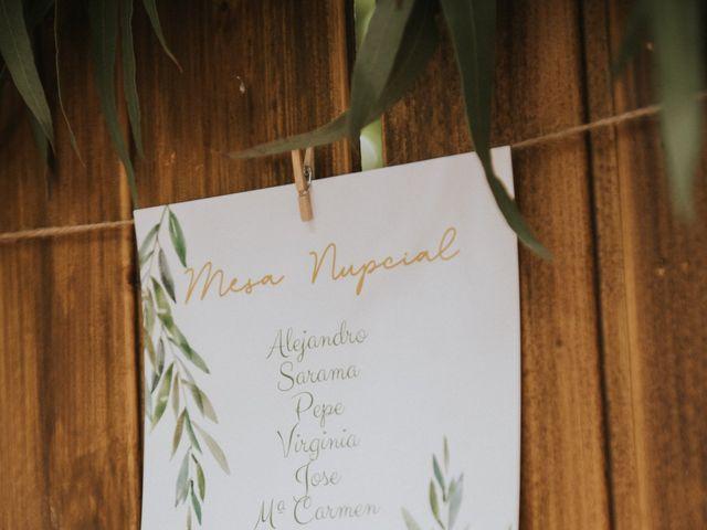 La boda de Alejandro y Sarama en Novelda, Alicante 77