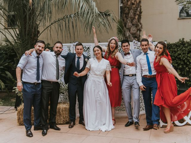 La boda de Alejandro y Sarama en Novelda, Alicante 79