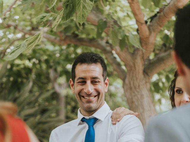 La boda de Alejandro y Sarama en Novelda, Alicante 81