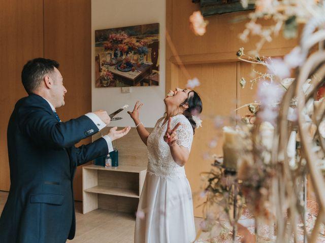 La boda de Alejandro y Sarama en Novelda, Alicante 101