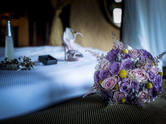 La boda de Miguel y Mayte en Mangiron, Madrid 13