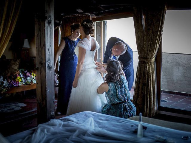 La boda de Miguel y Mayte en Mangiron, Madrid 23