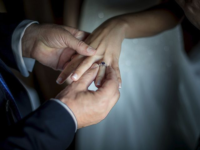 La boda de Miguel y Mayte en Mangiron, Madrid 24