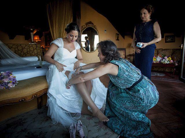 La boda de Miguel y Mayte en Mangiron, Madrid 25