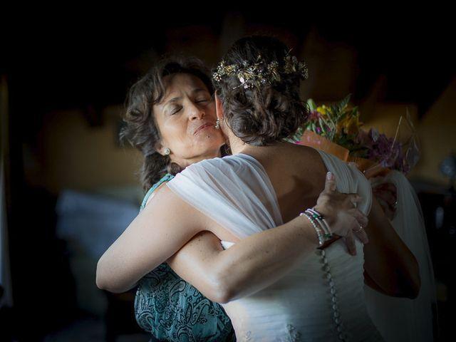 La boda de Miguel y Mayte en Mangiron, Madrid 28