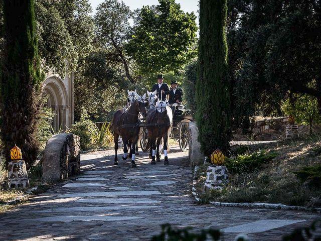 La boda de Miguel y Mayte en Mangiron, Madrid 30