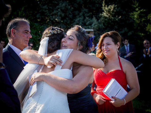 La boda de Miguel y Mayte en Mangiron, Madrid 31