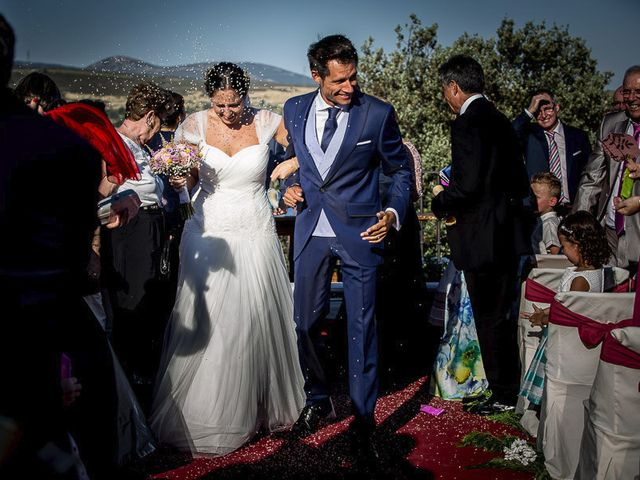 La boda de Miguel y Mayte en Mangiron, Madrid 34