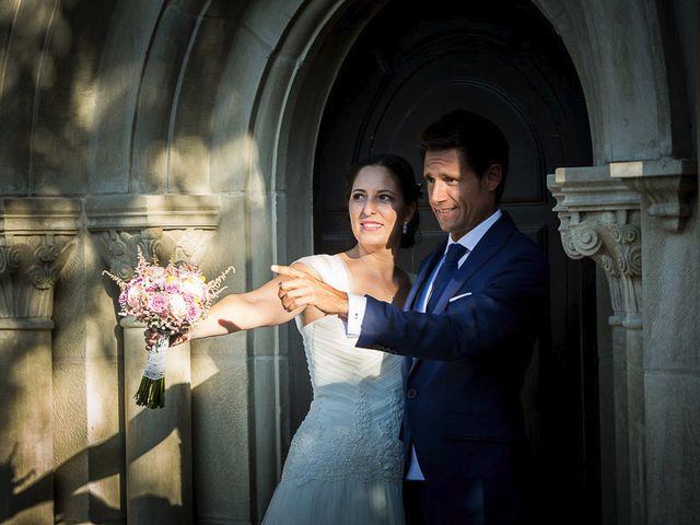 La boda de Miguel y Mayte en Mangiron, Madrid 37