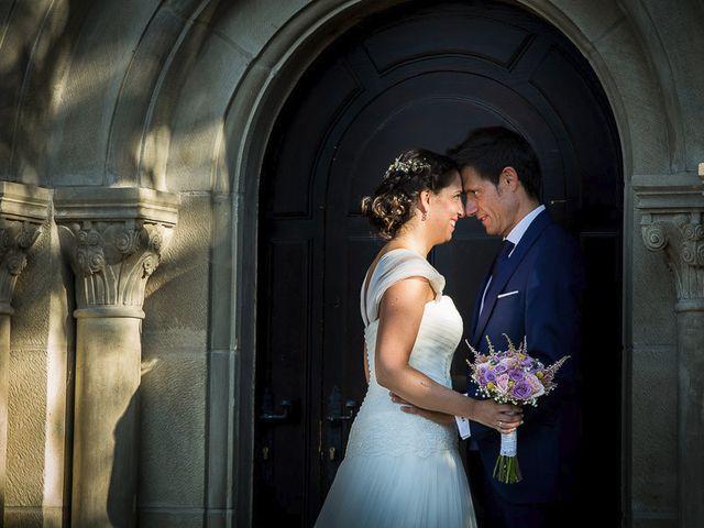 La boda de Miguel y Mayte en Mangiron, Madrid 38
