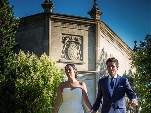 La boda de Miguel y Mayte en Mangiron, Madrid 40