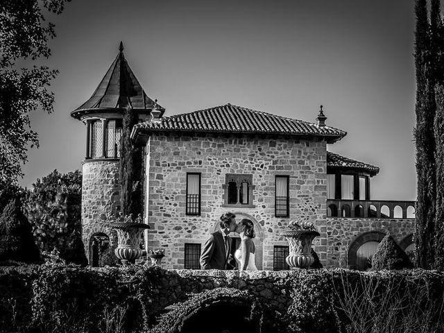 La boda de Miguel y Mayte en Mangiron, Madrid 42
