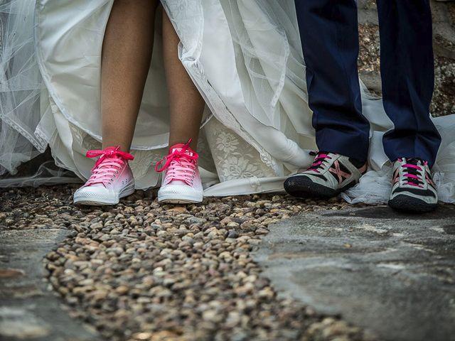 La boda de Miguel y Mayte en Mangiron, Madrid 44