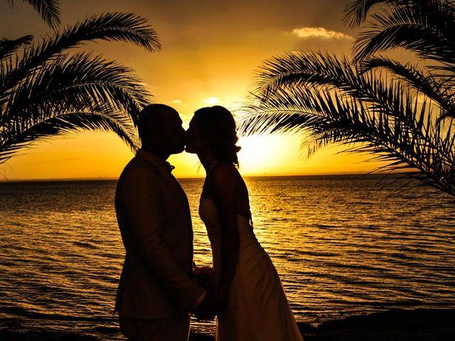 La boda de Mercedes y Dani
