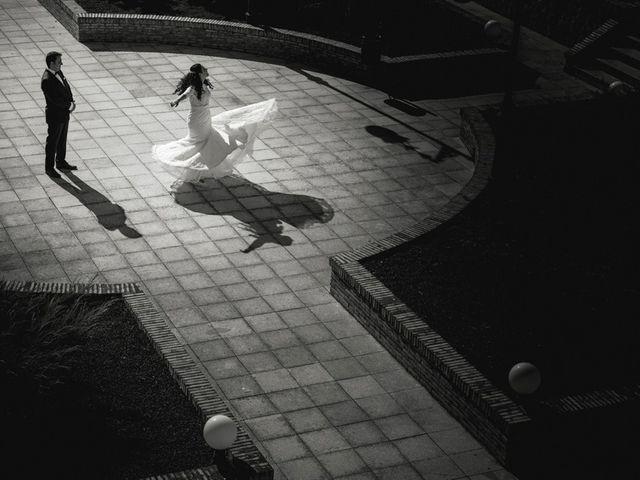 La boda de Joanna y Angel