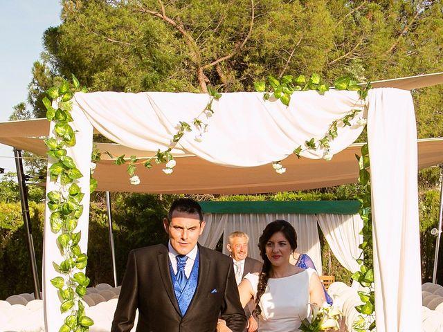La boda de Javi y Isabel  en Don Benito, Badajoz 4