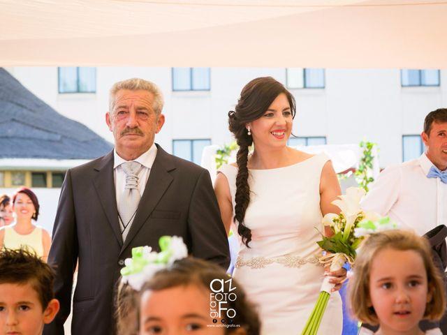 La boda de Javi y Isabel  en Don Benito, Badajoz 2