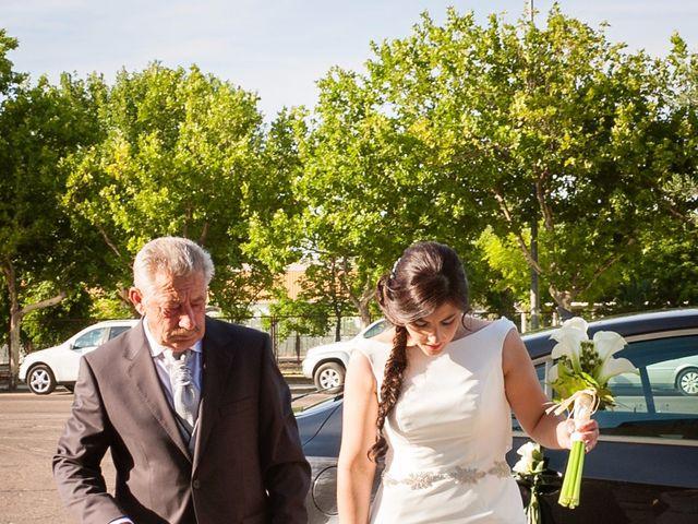 La boda de Javi y Isabel  en Don Benito, Badajoz 6