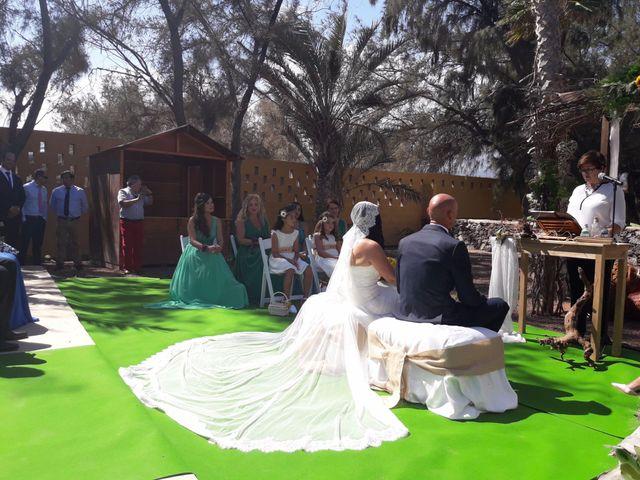 La boda de Jose Carlos y Berta  en Telde, Las Palmas 3