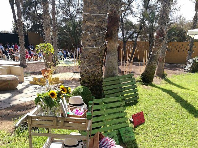 La boda de Jose Carlos y Berta  en Telde, Las Palmas 7