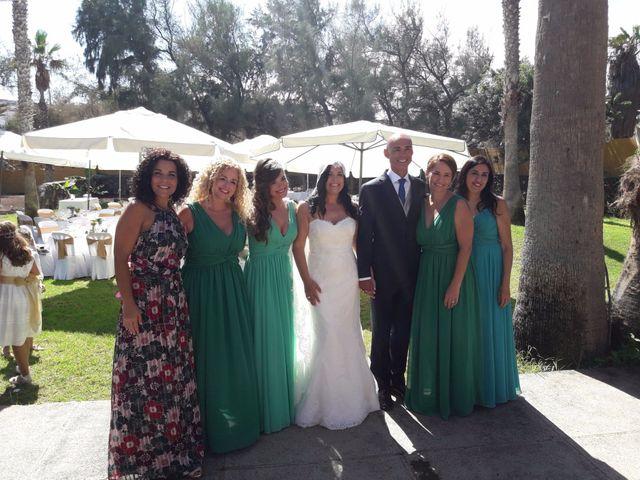 La boda de Jose Carlos y Berta  en Telde, Las Palmas 9