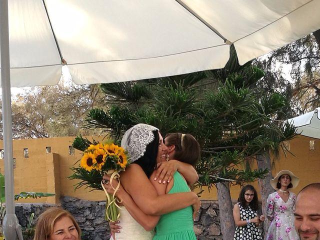 La boda de Jose Carlos y Berta  en Telde, Las Palmas 10