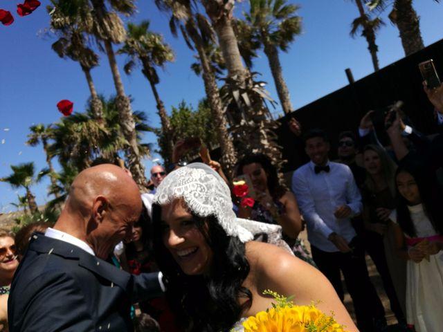 La boda de Jose Carlos y Berta  en Telde, Las Palmas 11