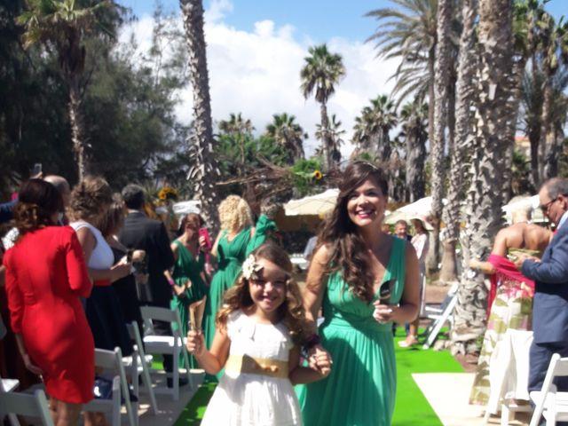 La boda de Jose Carlos y Berta  en Telde, Las Palmas 12