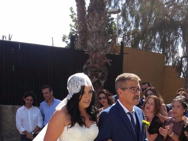 La boda de Jose Carlos y Berta  en Telde, Las Palmas 13