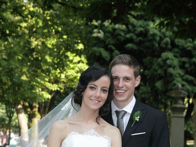 La boda de Dominik y Raquel en Tudela, Navarra 2