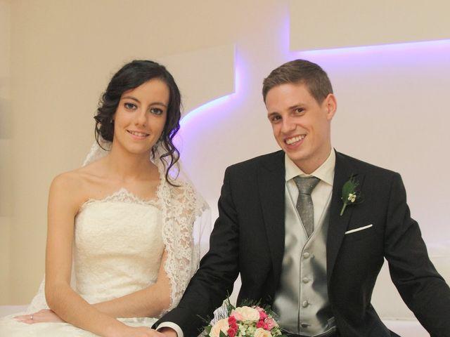 La boda de Dominik y Raquel en Tudela, Navarra 8